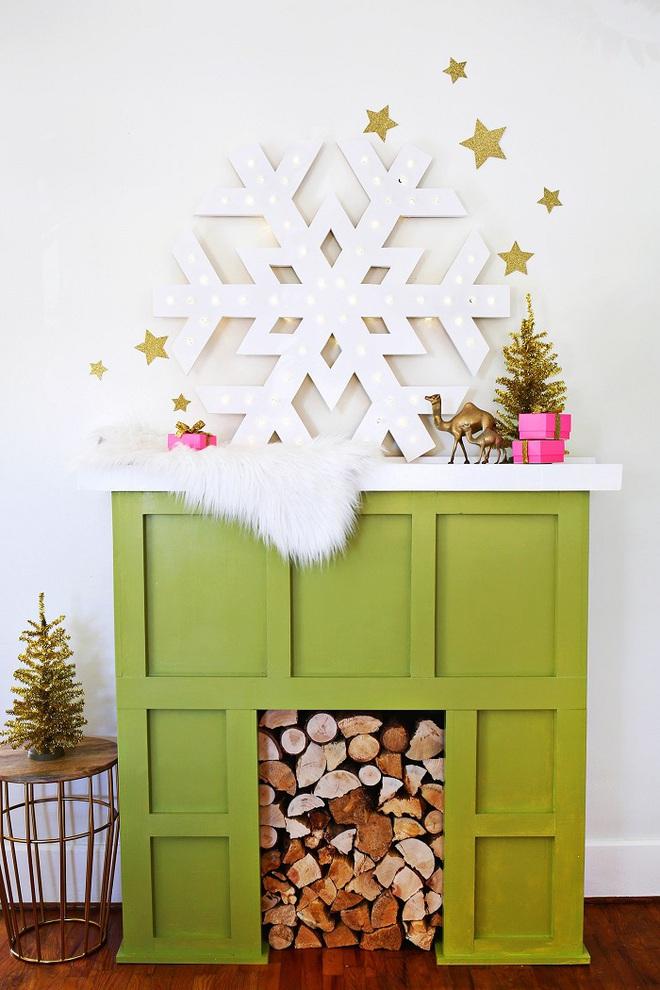 Đồ trang trí quá khổ - Item cực hot cho không gian nhà bạn trong Giáng sinh năm nay - Ảnh 8.