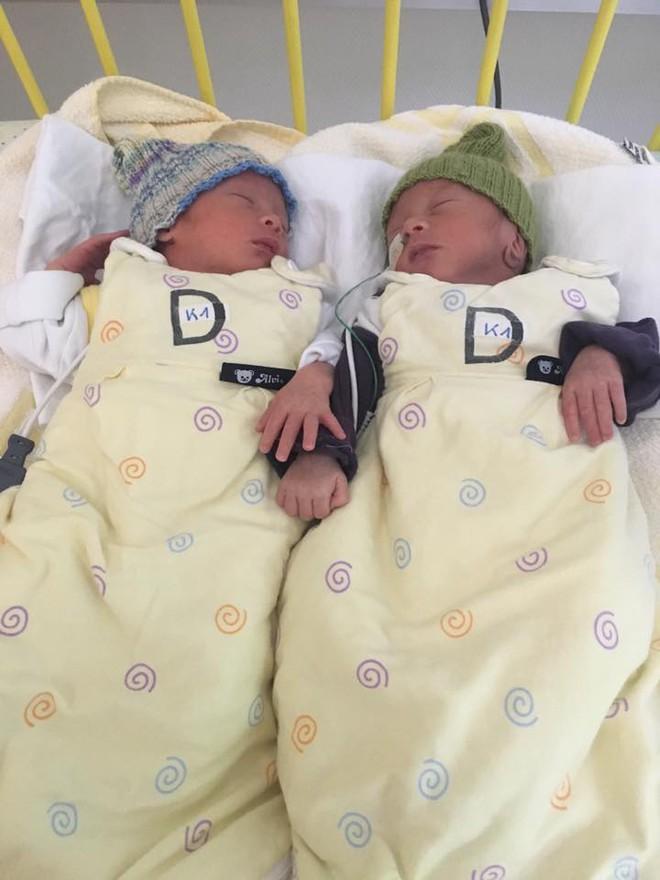 Mẹ Việt ở Đức kể lại hành trình thần kì khi mang song thai: 7 tuần siêu âm chỉ còn 1 tim thai, 1 tuần sau lại thấy 2 tim thai - Ảnh 1.