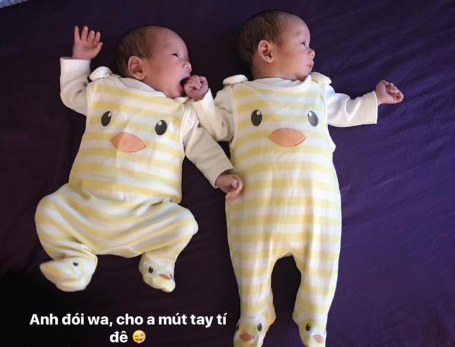 Mẹ Việt ở Đức kể lại hành trình thần kì khi mang song thai: 7 tuần siêu âm chỉ còn 1 tim thai, 1 tuần sau lại thấy 2 tim thai - Ảnh 12.