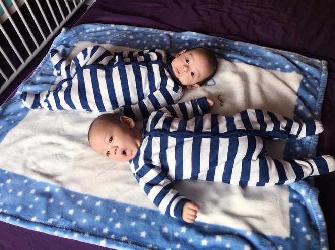Mẹ Việt ở Đức kể lại hành trình thần kì khi mang song thai: 7 tuần siêu âm chỉ còn 1 tim thai, 1 tuần sau lại thấy 2 tim thai - Ảnh 18.