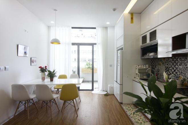 Căn hộ 75m² với điểm nhấn nghệ thuật từ ánh sáng có chi phí rẻ đến bất ngờ ở Hoàng Mai, Hà Nội - Ảnh 5.