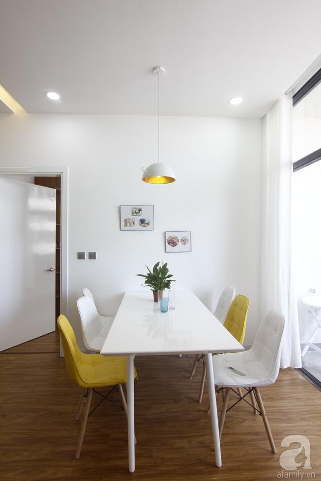 Căn hộ 75m² với điểm nhấn nghệ thuật từ ánh sáng có chi phí rẻ đến bất ngờ ở Hoàng Mai, Hà Nội - Ảnh 7.