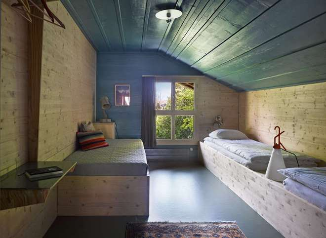 Được ở trong ngôi nhà gỗ bình yên như thế này thì chắc chắn bạn sẽ lãng quên ngay nhà phố hiện đại - Ảnh 16.