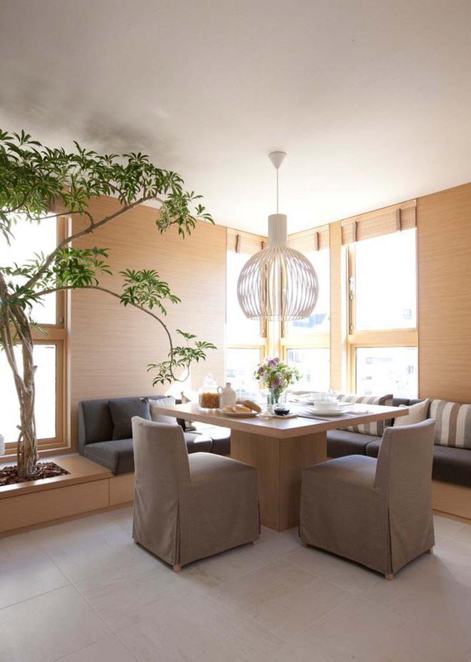 Có những phòng ăn chỉ nhìn qua thôi cũng đủ thấy ấm lòng - Ảnh 4.