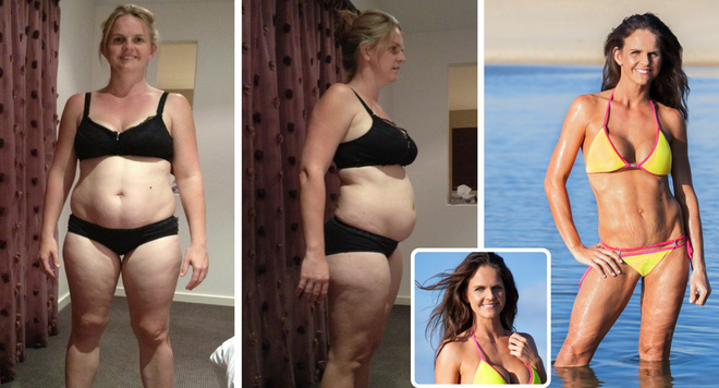 Bận rộn với 6 người con, bà mẹ vẫn thành công khi giảm đến 30kg sau sinh và đây là bí quyết - Ảnh 1.