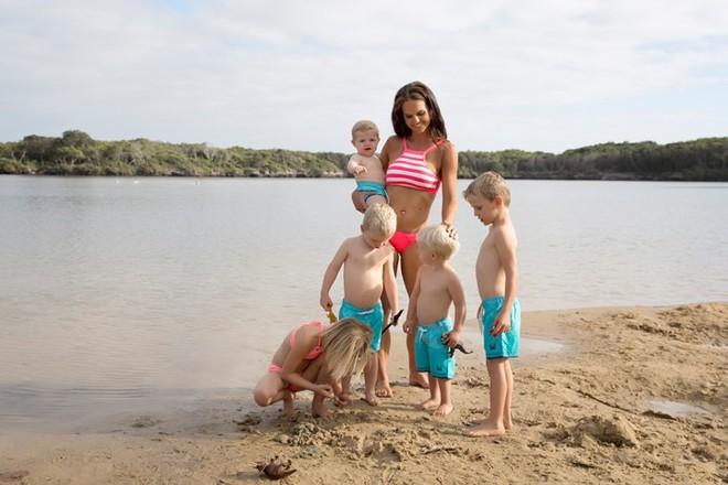 Bận rộn với 6 người con, bà mẹ vẫn thành công khi giảm đến 30kg sau sinh và đây là bí quyết - Ảnh 6.