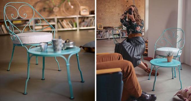 Học cách sử dụng những bộ bàn ghế cổ điển của người Pháp để ngôi nhà thật lãng mạn và quyến rũ - Ảnh 6.