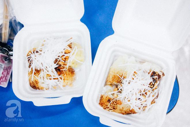 Chấm điểm chuối bọc nếp nướng - món ăn đường phố Sài Gòn ngon nhất thế giới vừa có mặt ở Hà Nội - Ảnh 11.