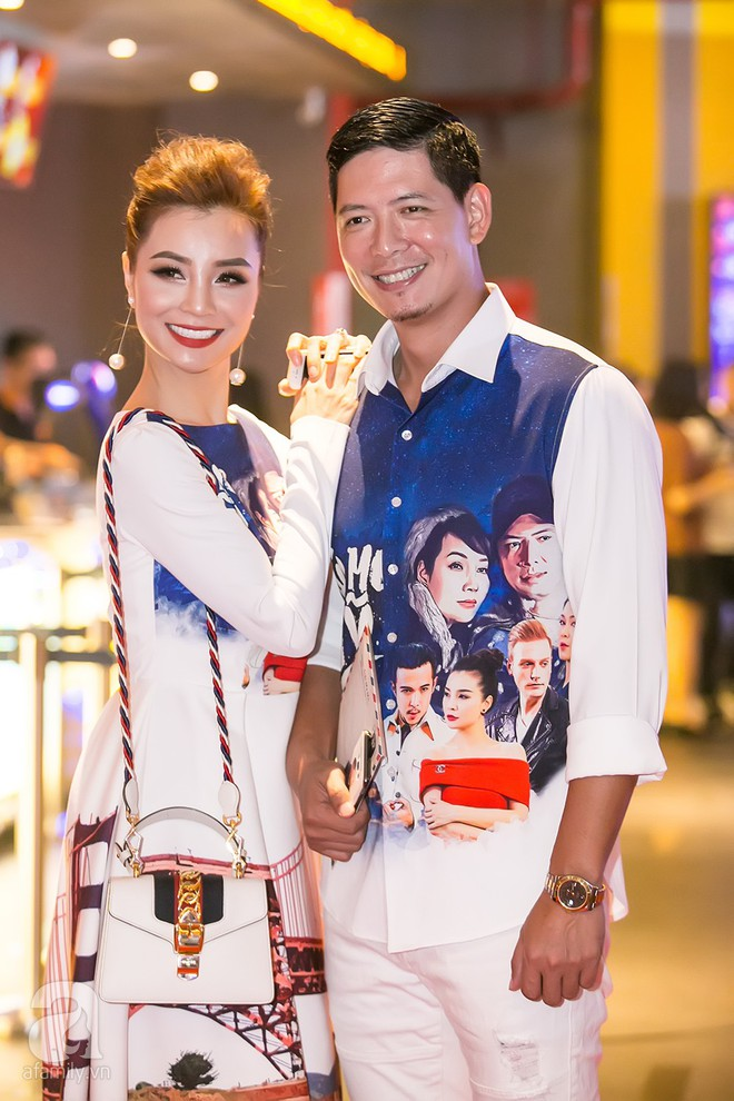 Bình Minh thoải mái ôm đồng nghiệp nữ sau ồn ào lộ ảnh thân mật với Trương Quỳnh Anh - Ảnh 3.