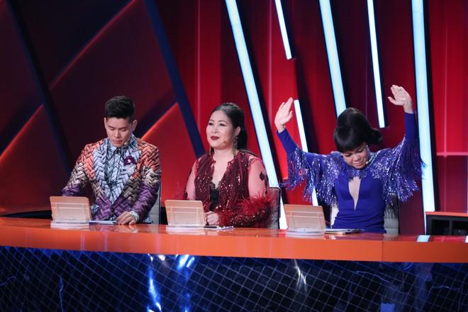 Giảm gần 30kg, mẹ một con Thanh Huyền trở thành Quán quân Bước nhảy ngàn cân - Ảnh 1.