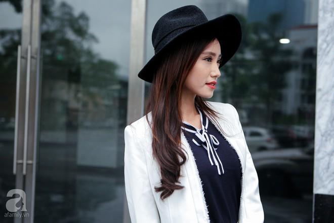 Chuyển lạnh một cái, là street style của các quý cô miền Bắc lại ngập tràn các loại áo len và áo khoác - Ảnh 7.