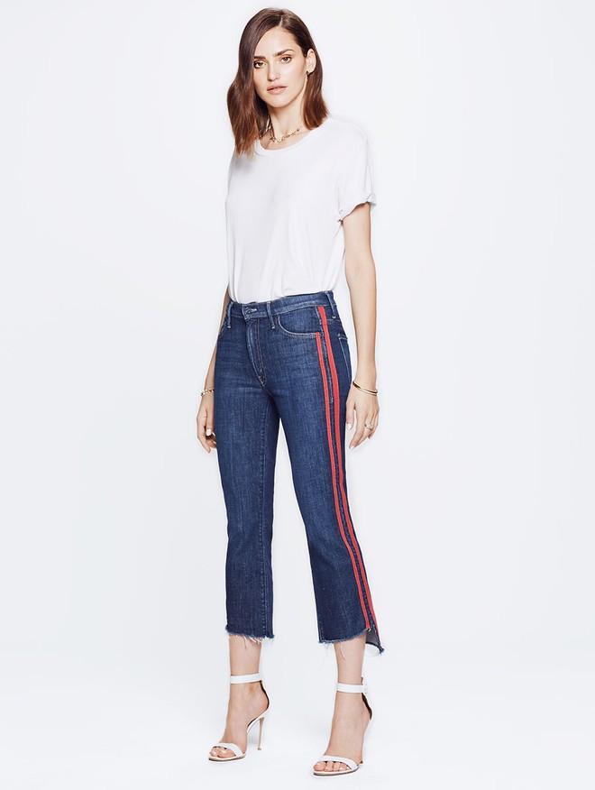 Hàng trăm người đang xếp hàng để mua được chiếc quần jeans này chỉ vì nó từng được Gigi Hadid diện - Ảnh 3.