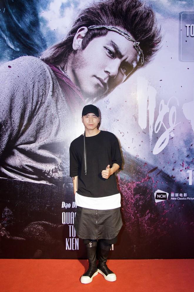 Tim - Trương Quỳnh Anh mặc giống hệt nhau đi xem Tôn Ngộ Không - Ảnh 8.