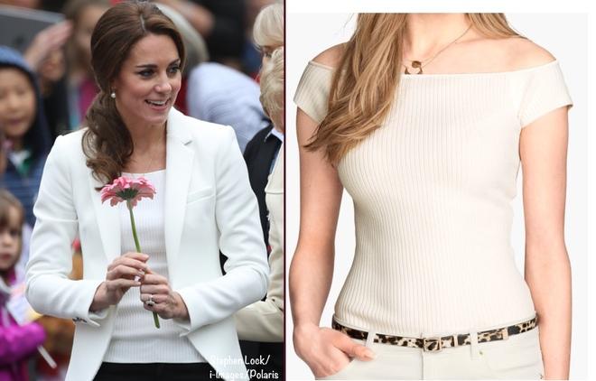 Từ năm ngoái đến năm nay mà set đồ của Công nương Kate vẫn giống y chang nhau - Ảnh 12.