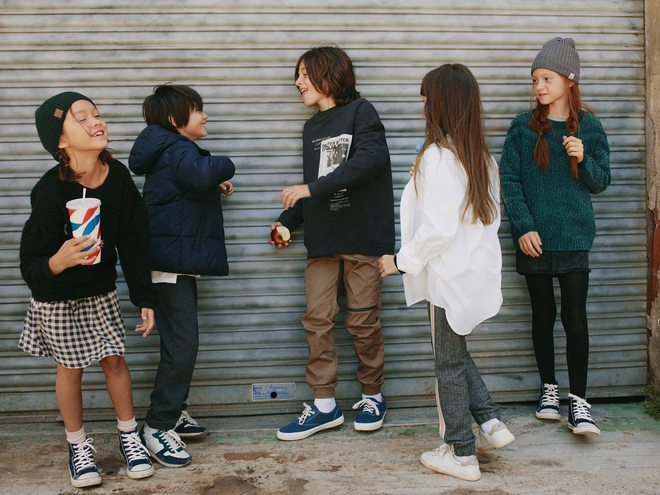 Gợi ý trang phục Thu/Đông cho các bé với loạt lookbook mới nhất của Zara, H&M và Mango - Ảnh 10.