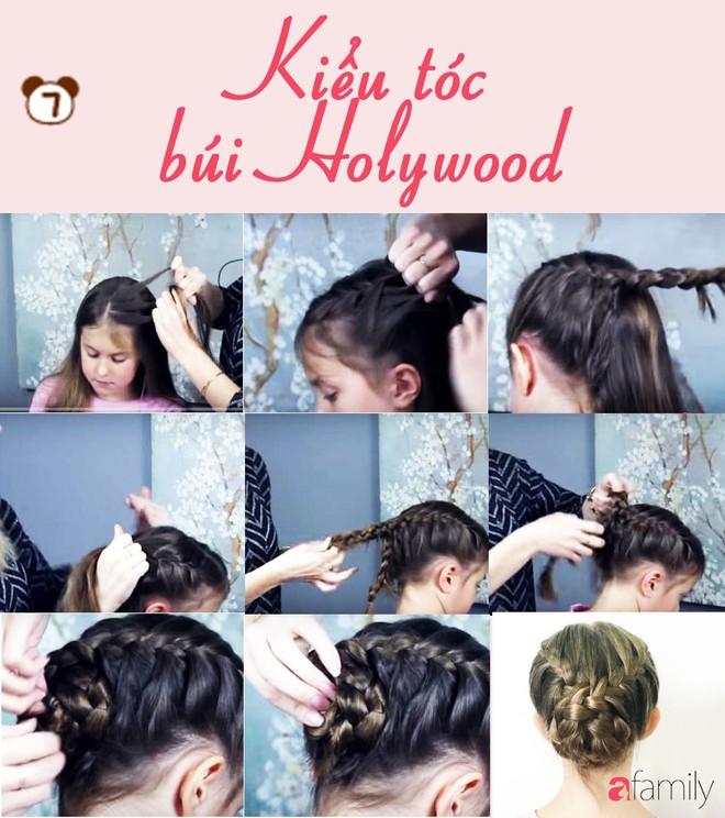 """Mách mẹ 12 kiểu tóc cho bé gái đảm bảo mỗi sáng """"con xinh xúng xính, mẹ kịp giờ làm"""" - Ảnh 7."""