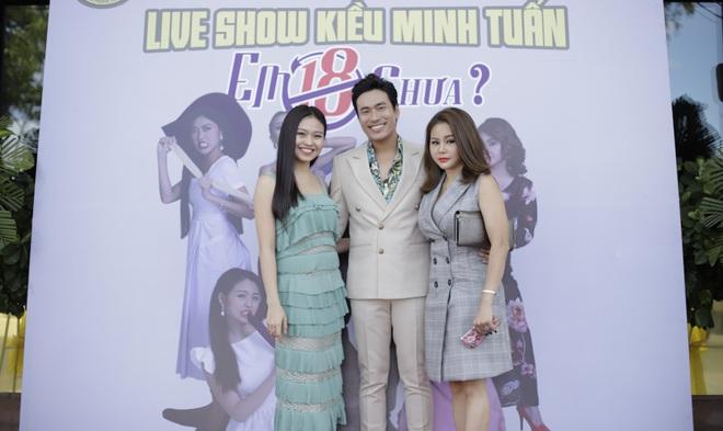 Cát Phượng dốc hết lòng cho liveshow đầu tay của trai hư Kiều Minh Tuấn - Ảnh 4.