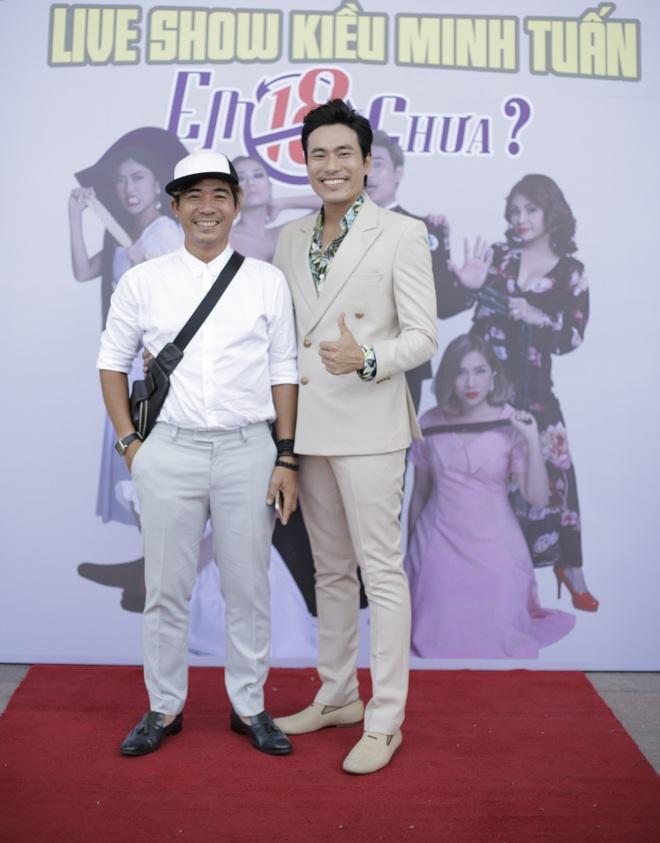 Cát Phượng dốc hết lòng cho liveshow đầu tay của trai hư Kiều Minh Tuấn - Ảnh 7.