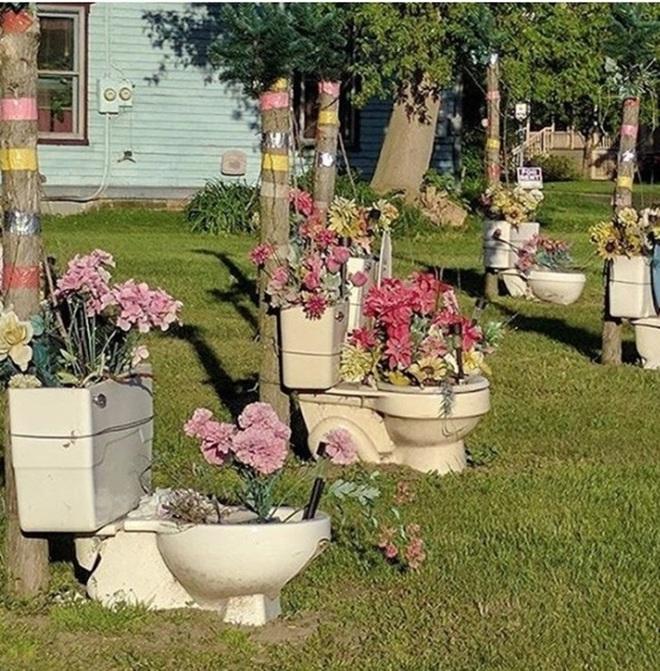 Những ý tưởng làm vườn có 1-0-2 đến các bác nông dân cũng phải ngả mũ bái phục - Ảnh 10.