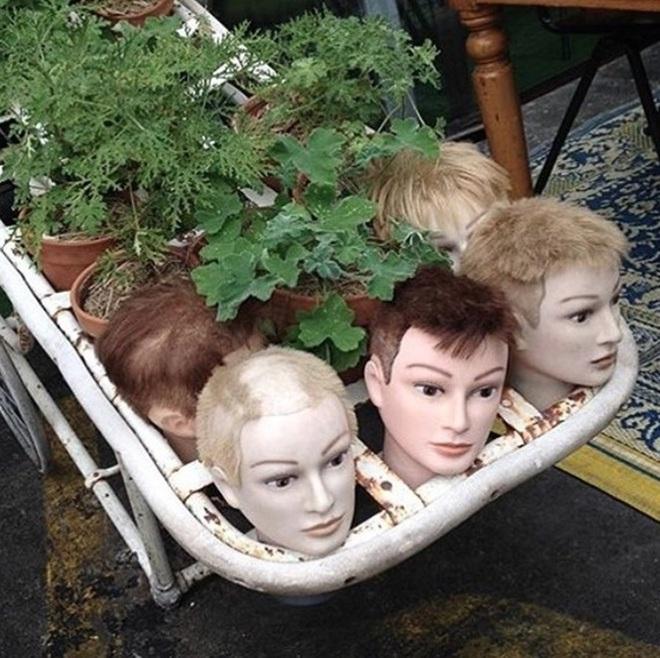 Những ý tưởng làm vườn có 1-0-2 đến các bác nông dân cũng phải ngả mũ bái phục - Ảnh 13.