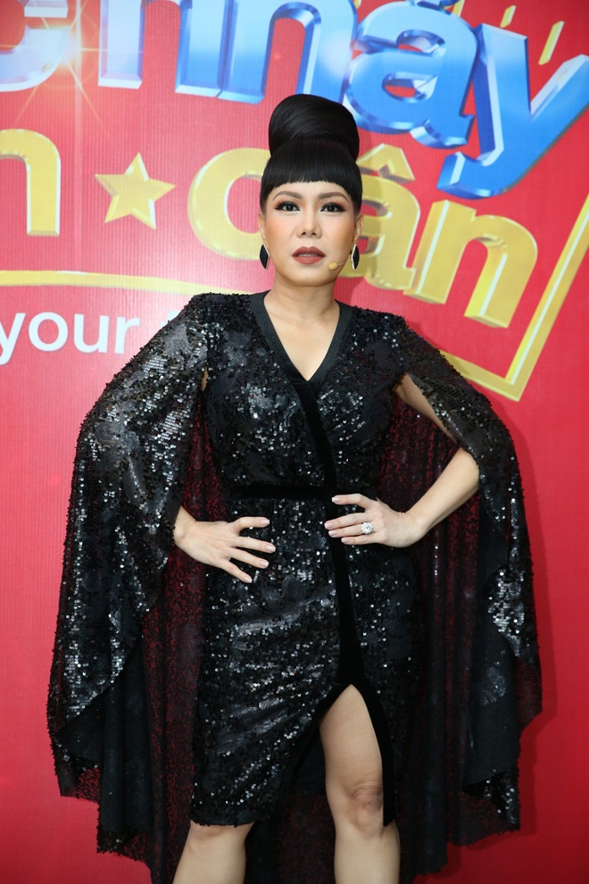 Việt Hương - Hồng Vân thay Hoài Linh ngồi ghế nóng Bước nhảy ngàn cân - Ảnh 4.