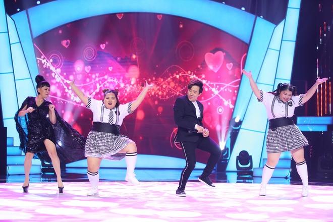 Việt Hương - Hồng Vân thay Hoài Linh ngồi ghế nóng Bước nhảy ngàn cân - Ảnh 7.