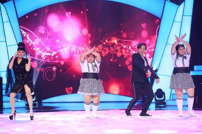 Việt Hương - Hồng Vân thay Hoài Linh ngồi ghế nóng Bước nhảy ngàn cân - Ảnh 8.