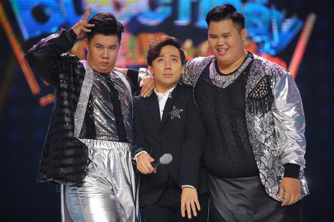Việt Hương - Hồng Vân thay Hoài Linh ngồi ghế nóng Bước nhảy ngàn cân - Ảnh 1.