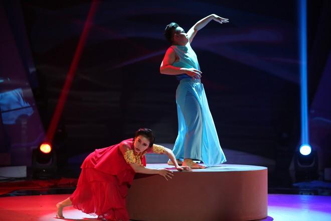 Giảm gần 30kg, mẹ một con Thanh Huyền trở thành Quán quân Bước nhảy ngàn cân - Ảnh 14.
