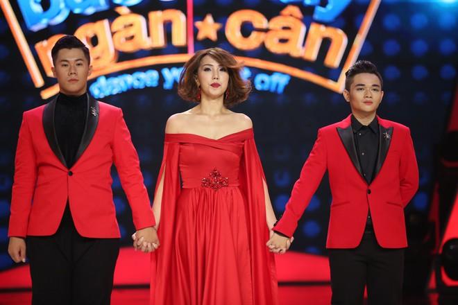Giảm gần 30kg, mẹ một con Thanh Huyền trở thành Quán quân Bước nhảy ngàn cân - Ảnh 16.