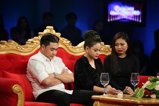 Lê Giang bị chỉ trích vì tố chồng cũ bạo hành, Lê Lộc lên tiếng: Đừng lên án ba mẹ tôi nữa! - Ảnh 1.