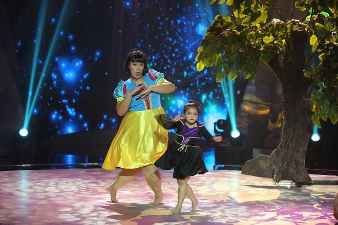Hù dọa Việt Hương bất thành, mẹ một con Thanh Huyền suýt bị loại khỏi Bước nhảy ngàn cân - Ảnh 10.