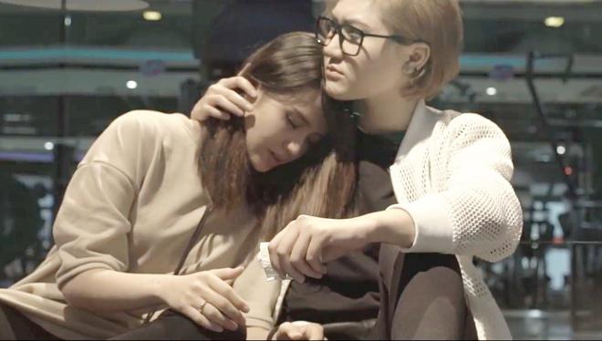 Vicky Nhung gây bất ngờ khi bất ngờ kể chuyện tình đồng tính - Ảnh 1.