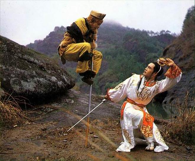 Chỉ đóng vai phụ xuất hiện rất ít mà người này có cát-xê gấp nhiều lần Tôn Ngộ Không trong Tây du ký 1986 - Ảnh 1.