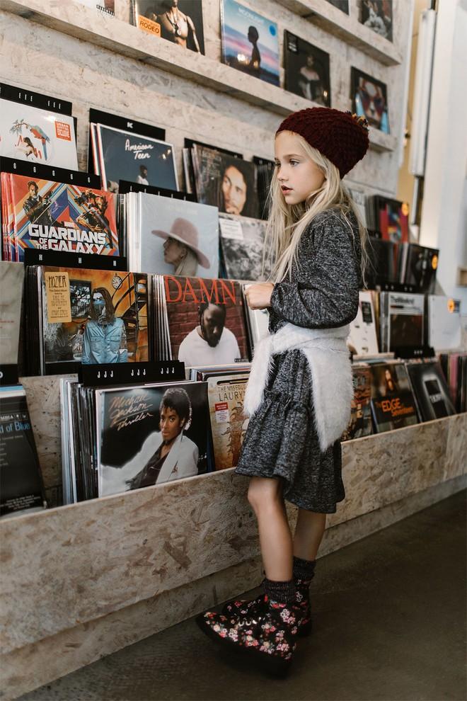 Đông này, mặc cho bé thật xinh với loạt lookbook mới nhất của Zara và H&M - Ảnh 7.