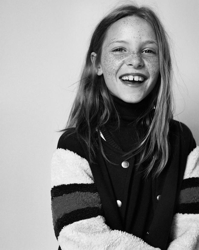 Gợi ý trang phục Thu/Đông cho các bé với loạt lookbook mới nhất của Zara, H&M và Mango - Ảnh 12.