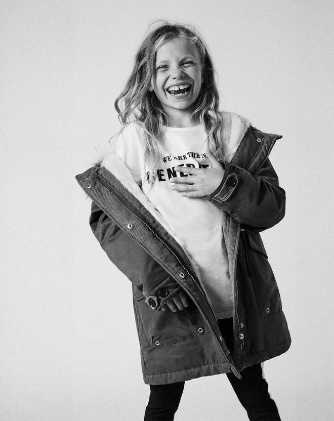Gợi ý trang phục Thu/Đông cho các bé với loạt lookbook mới nhất của Zara, H&M và Mango - Ảnh 13.