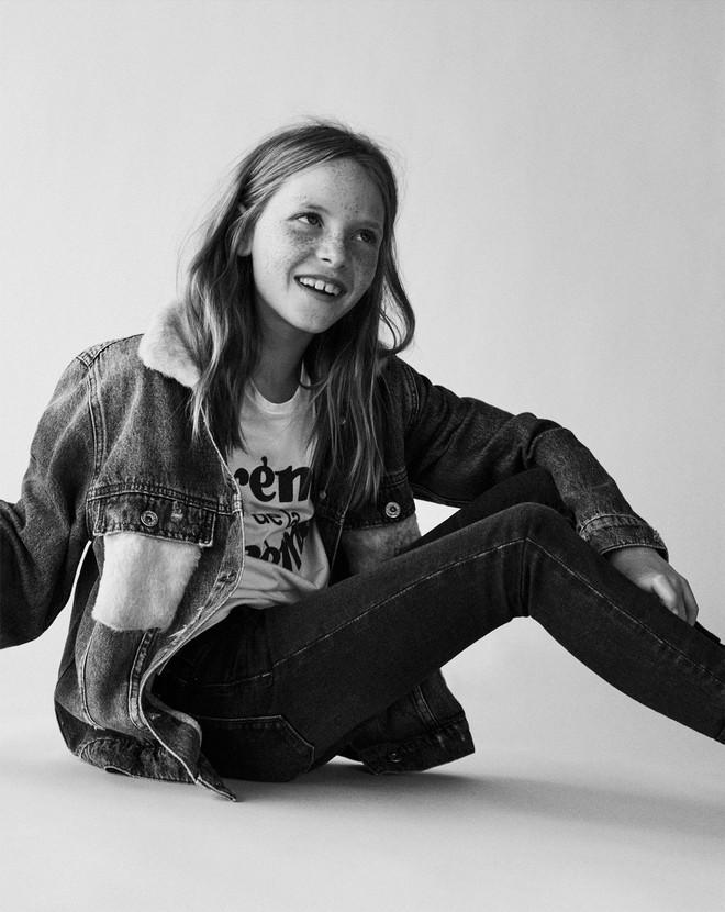 Gợi ý trang phục Thu/Đông cho các bé với loạt lookbook mới nhất của Zara, H&M và Mango - Ảnh 14.
