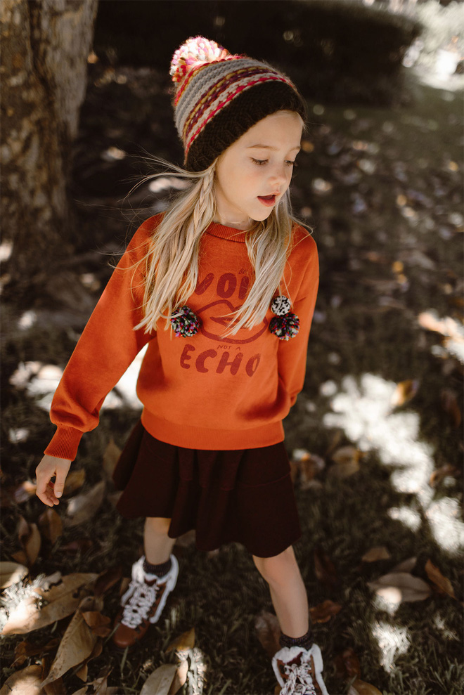 Đông này, mặc cho bé thật xinh với loạt lookbook mới nhất của Zara và H&M - Ảnh 9.