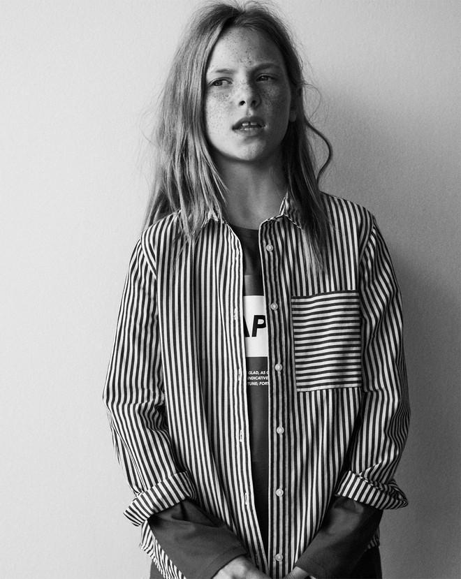 Gợi ý trang phục Thu/Đông cho các bé với loạt lookbook mới nhất của Zara, H&M và Mango - Ảnh 15.