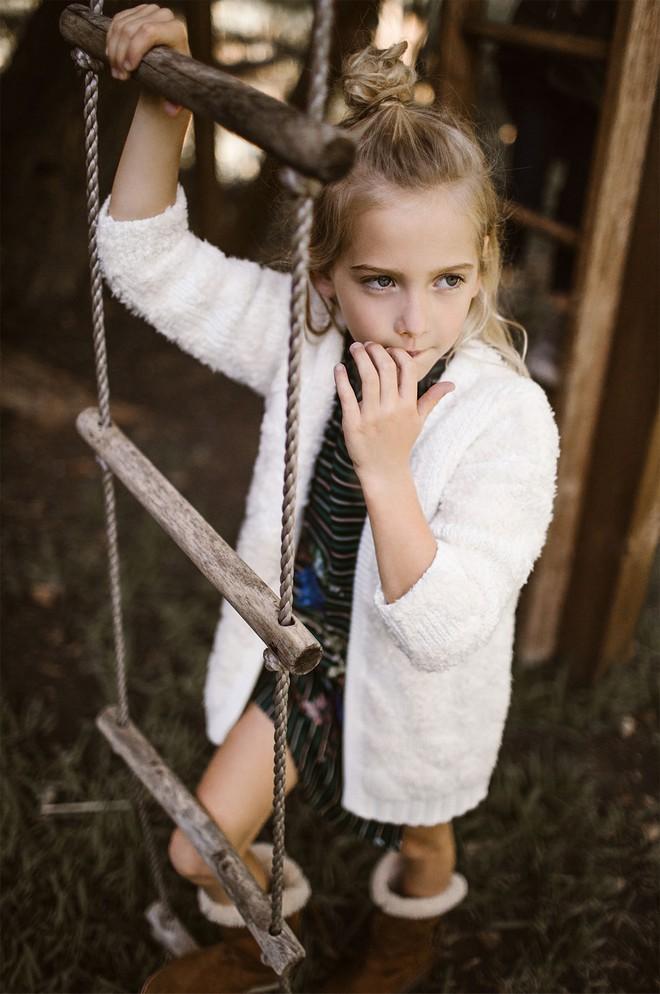 Đông này, mặc cho bé thật xinh với loạt lookbook mới nhất của Zara và H&M - Ảnh 10.