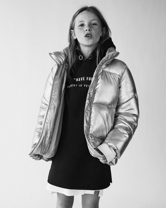 Gợi ý trang phục Thu/Đông cho các bé với loạt lookbook mới nhất của Zara, H&M và Mango - Ảnh 17.