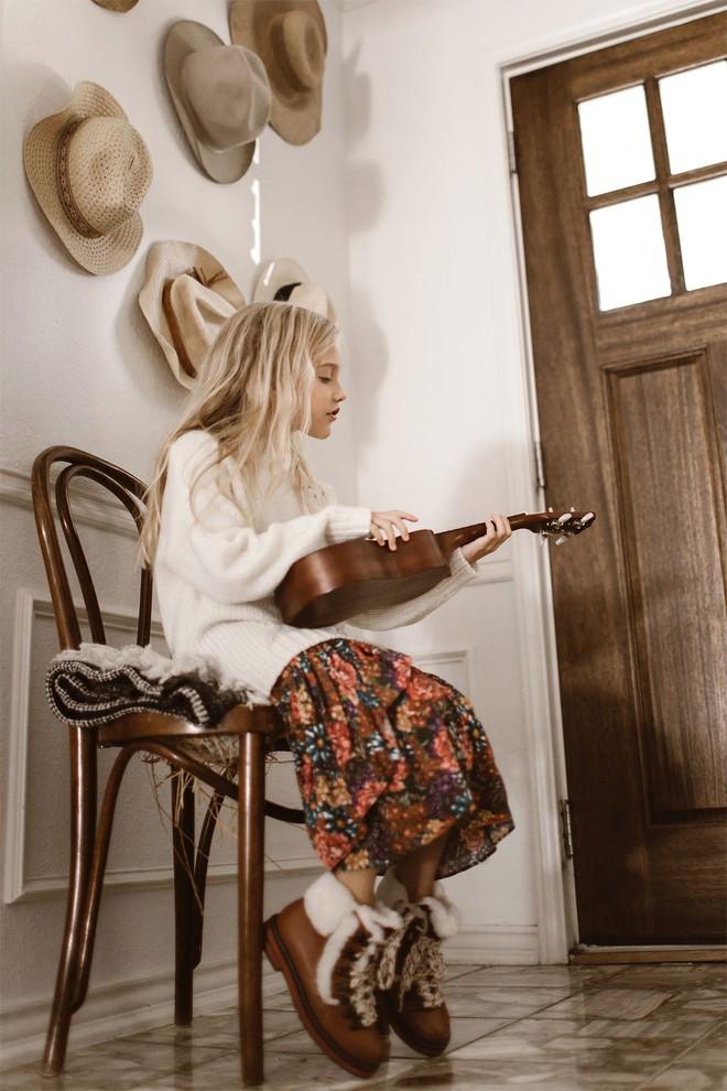 Đông này, mặc cho bé thật xinh với loạt lookbook mới nhất của Zara và H&M - Ảnh 12.