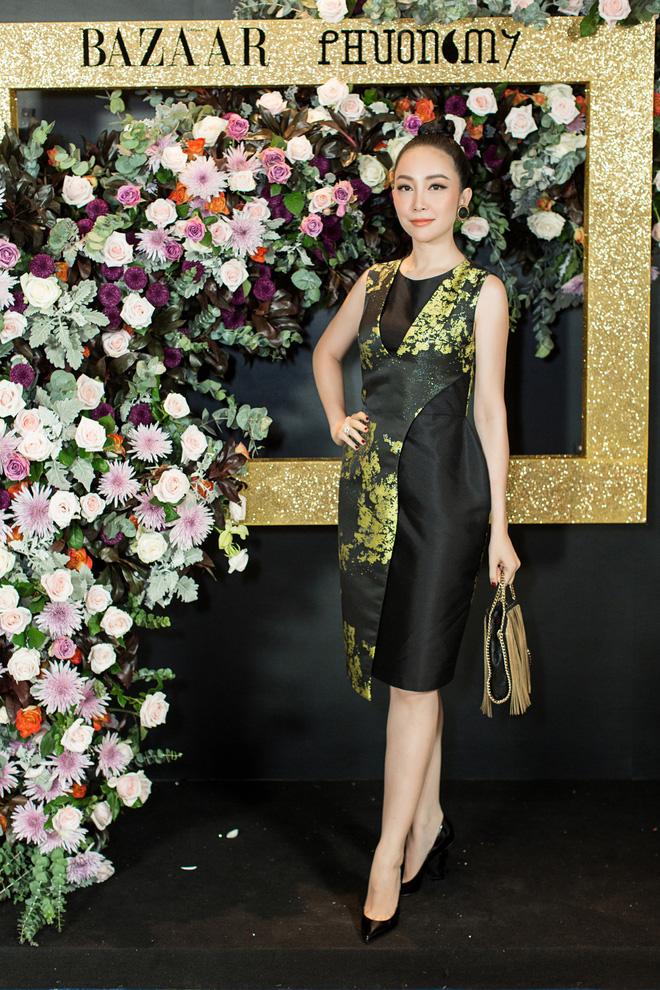 Linh Nga hội ngộ Á Hậu Thiên Lý và Hoa hậu Hương Giang tại sự kiện thời trang - Ảnh 4.