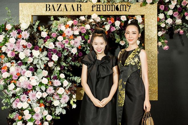 Linh Nga hội ngộ Á Hậu Thiên Lý và Hoa hậu Hương Giang tại sự kiện thời trang - Ảnh 5.