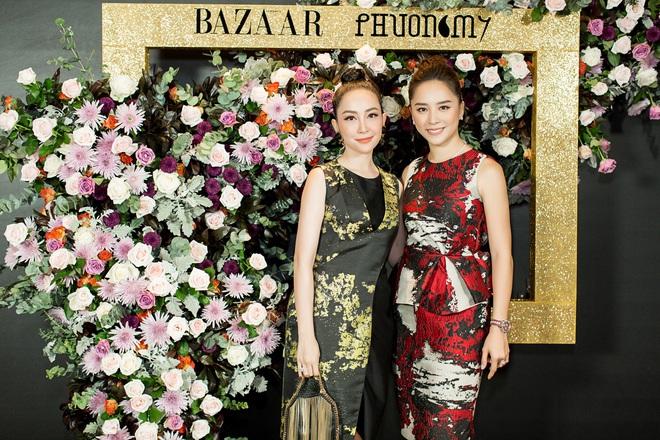 Linh Nga hội ngộ Á Hậu Thiên Lý và Hoa hậu Hương Giang tại sự kiện thời trang - Ảnh 6.