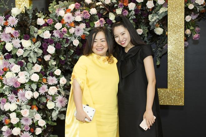 Linh Nga hội ngộ Á Hậu Thiên Lý và Hoa hậu Hương Giang tại sự kiện thời trang - Ảnh 9.