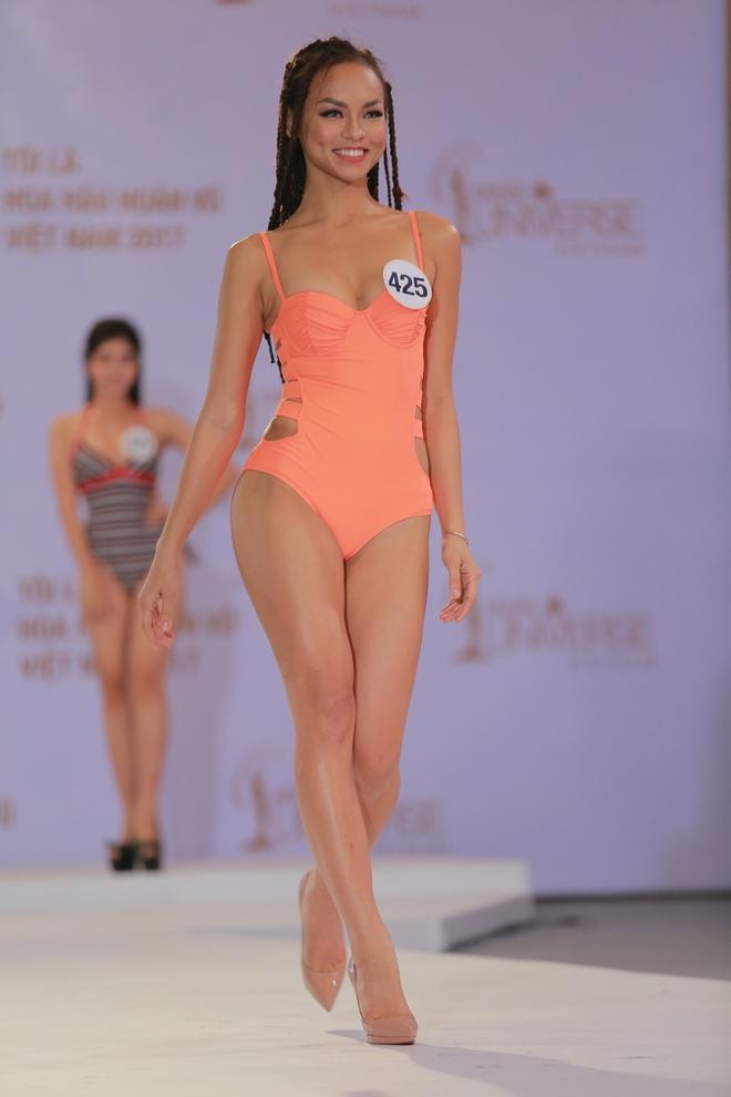 Mai Ngô chủ động xin rút lui khỏi Hoa hậu Hoàn vũ Việt Nam 2017 - Ảnh 2.