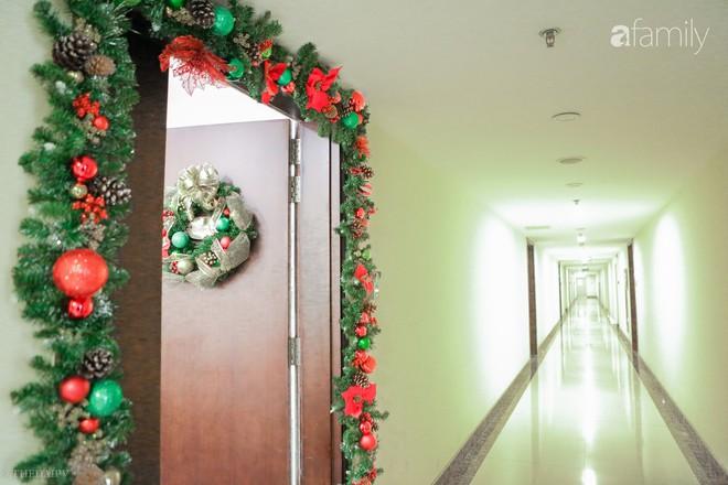 Hai căn hộ được trang trí đậm vị Giáng sinh với chi phí chỉ dưới 10 triệu đồng ở Hà Nội - Ảnh 5.