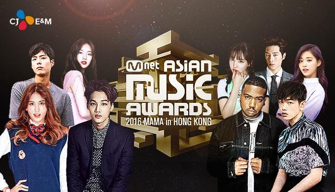 Sự kiện âm nhạc hot nhất nhì Châu Á MAMA lần đầu tiên diễn ra tại Việt Nam - Ảnh 1.